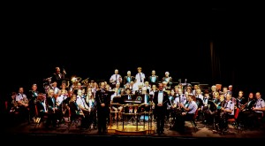 Surrey Police Band and Crawley Millenium Concert Band in Concert, 2014