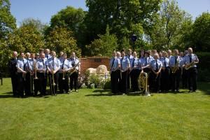 Surrey Police Memorial Garden, 2015