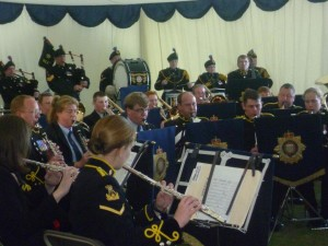 Surrey Police Band and the Band of the Royal Logistics Corps in Concert, 2012