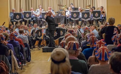 A Night at the Proms, Normandy 2018